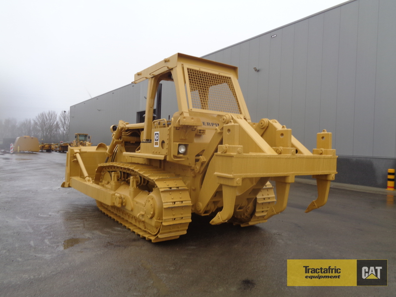CATERPILLAR D7G ex army, - | Tractafric equipment - Used vehicles