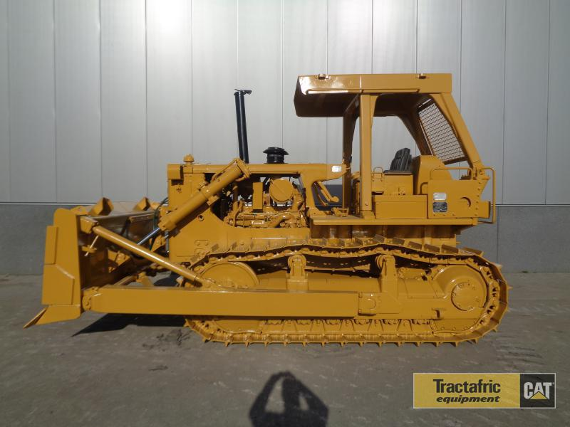 CATERPILLAR D7G Ex Army Tractafric Equipment Used